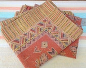 RESERVED FOR TRICIA-Vintage Southwest Bohemian Standard Pillow Cases
