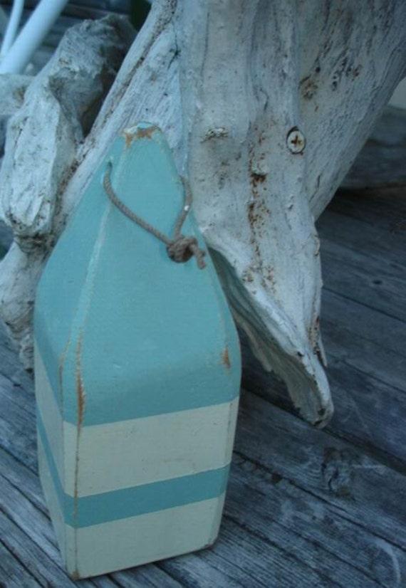 Vintage style Wooden Lobster Buoy