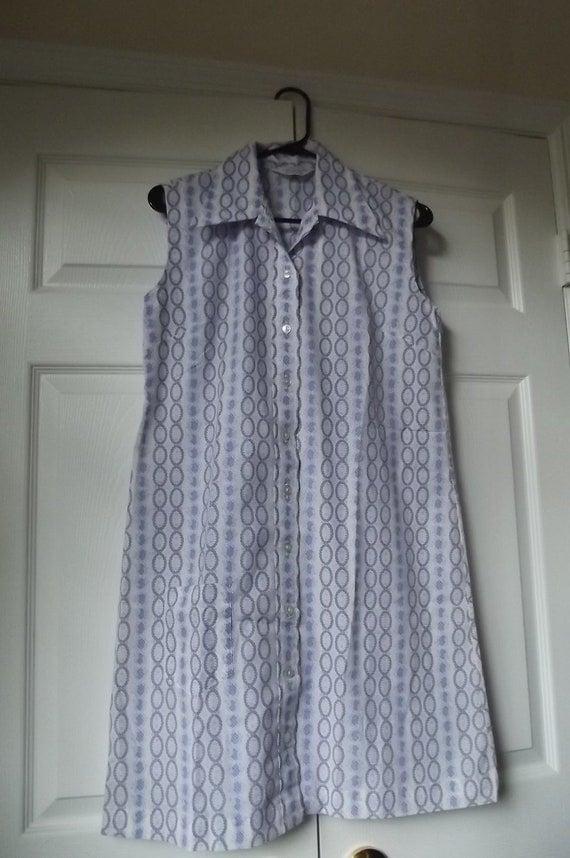 SALE Purple Pattern Tennis Dress