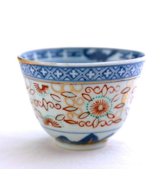 Asian Tea Cup 83