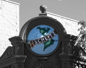 Nostalgic Schlitz sign
