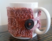 Woolly Warm Cup Cozy