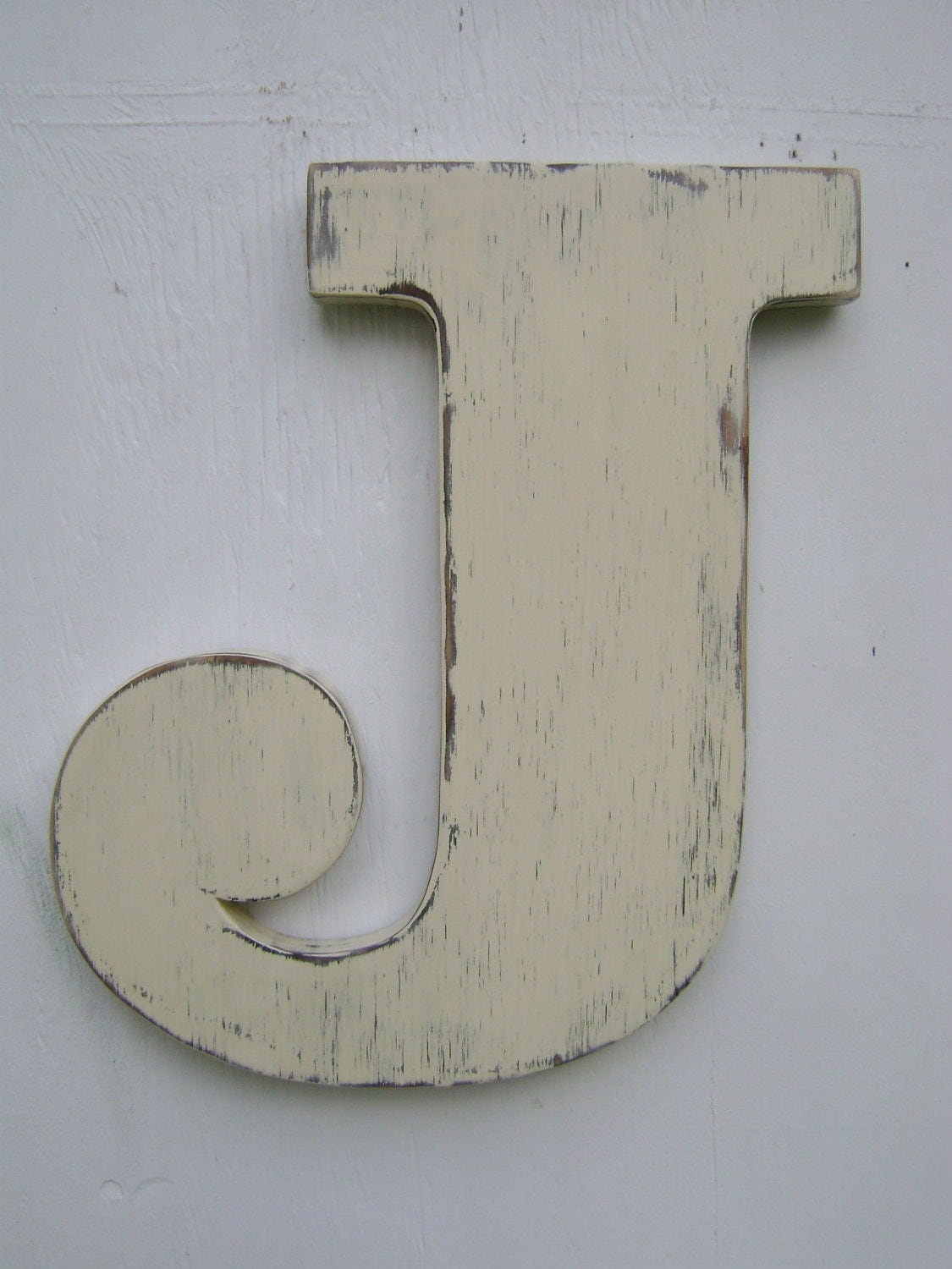 personalized rustic wall letters shabby chic monograms home decorations zoom