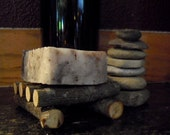 Soap Dish, Alderwood Rustic