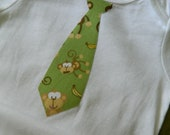 Baby Boy Tie Onsie