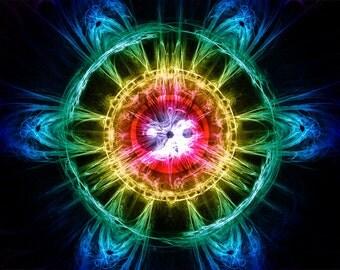 The Center - fractal artwork download