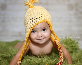 Little Hen Hat- Made to Order- Any size
