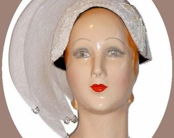 1960's Amazing Show Hat!!