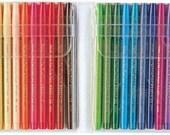 3 x Pentel Color Pen - choose 3 colors