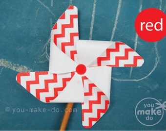 red pinwheels paper pinwheel red birthday decorations pinwheel printable red baby shower boy birthday favors red party table centerpiece