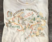 northern peninsula tee