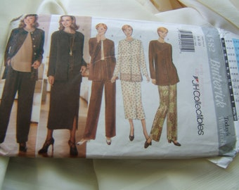 Butterick 4582 uncut Size 6, 8 and 10 JH Collectibles