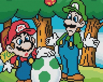 What's This Cross Stitch Pattern