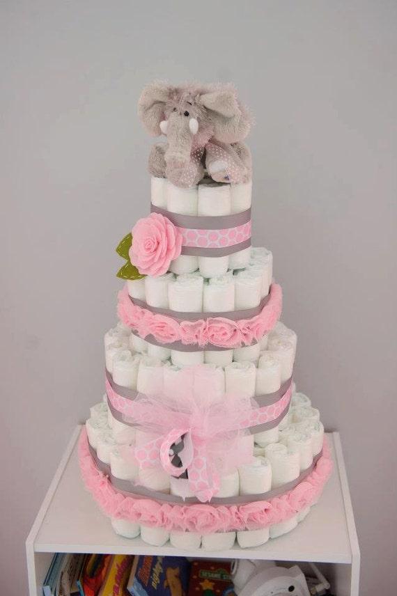 Diaper Cake Accessories Ideas