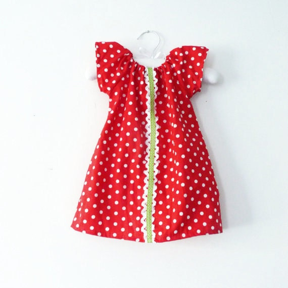 Girls Christmas Dress - 12-18 Months - Ready to Post
