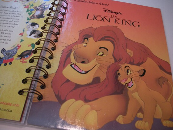 2012-2013 Academic Calendar Planner The Lion King Little Golden Book OR Other LGB