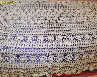 Made to order / Custom order / Tablecloth   No.TC-01