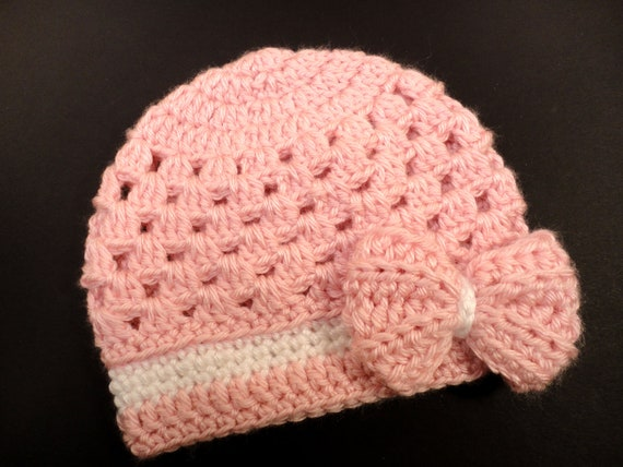 Crochet Baby Hat Pattern Newborn To 3 Years Crochet Hat With