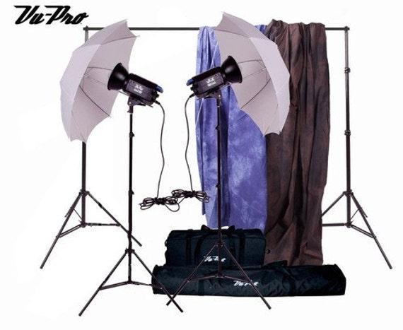complete home photography equipment studio package number 4. Black Bedroom Furniture Sets. Home Design Ideas