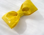 1, 2' Duct Tape Hair Bow. Backed with alligator clip. Your choice of color/pattern