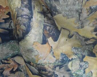 True Timber Ameri-Suede polyester camo fabric