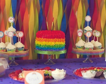 Rainbow- Full Party Collection