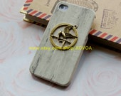 BUY 1 FREE 1--iPhone Case fits for iPhone 4 Case, iPhone 4s Case, iPhone 4 Hard Case, iPhone  wood Case