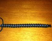 "Survival Bracelet ""Thin Blue Line"" Police Bracelet"