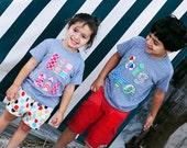 Big Brother To Be Sibling Shirt or Matching Lil Sis Tshirt