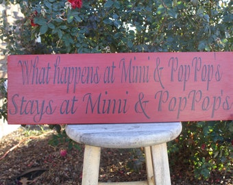WHat happens at Mimi and Pop Pop's Stays at Mimi and Pop Pop's