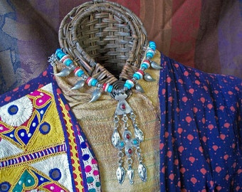 Tribal handsome wear anywhere Afghanistan Necklace