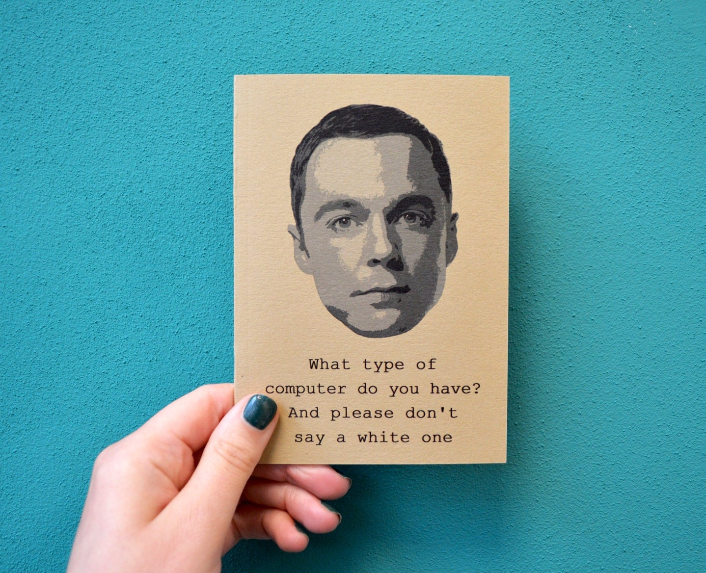 Sheldon Cooper quote notebook big bang theory by ...