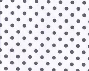 Dumb Dot in Haze - Michael Miller: 1 Yard Cut