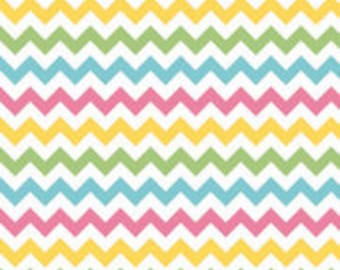 Small Girl Chevron: Riley Blake Designs - 1/2 Yard Cut