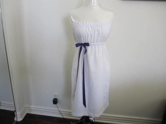Cute, Empire Style Summer Dress
