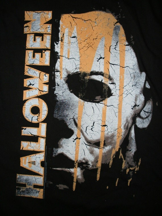 Fully customizable/made to order HALLOWEEN Michael Myers Character shirt - perfect for horror movie and rob zombie fans. Any style you want.