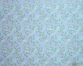 "DESTASH Fabric Quilt Cotton ""Watercolor Fantasy"", 1 Yard (LS)"