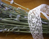 Wedding RIBBON rose lace beige ribbon ROLL or by the meter / yard wide 3 cm Etsy ribbon