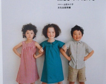 Happy Homemade Kids Wardrobe Vol 2 - Japanese Craft Book