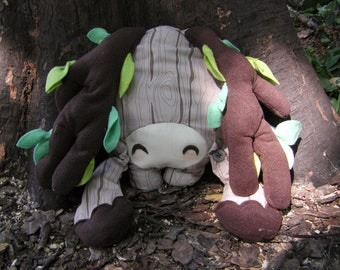 Plush Tree Doll: The Tree of Enchantment
