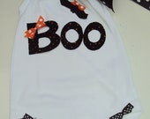 Baby Girls, First Halloween onsie Toddler Girls Halloween BOO Tee Shirt.