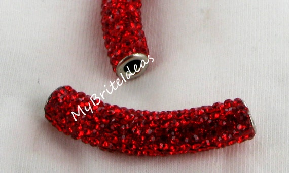 Red Pave Tube