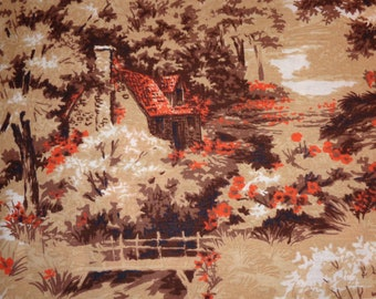 Vintage Fabric Panels