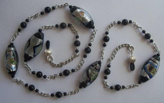 EYEGLASS HOLDER, Eye Glass Chain, Silver Plated Chain, Handmade