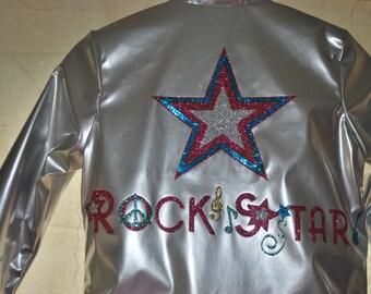 New Premium Rock Star Jacket