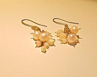 Pearls of Wisdom Freshwater Pearl Earrings