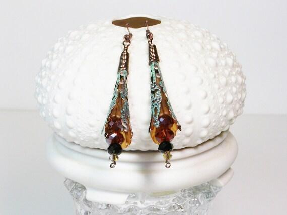 Victorian Crystal Earring Dangles