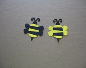 100 bumble bees for Rebecca
