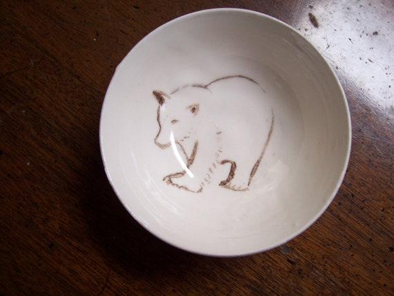 little bear bowl
