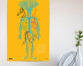 Alexander Isley: AIGA/NY 30th Anniversary Poster